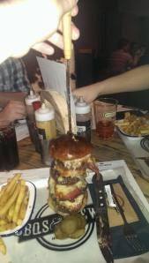 BBQ Burger 3