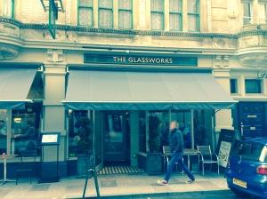 Glassworks Outside