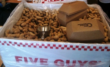 5 guys nuts